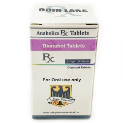 Dianabol Oral Steroid