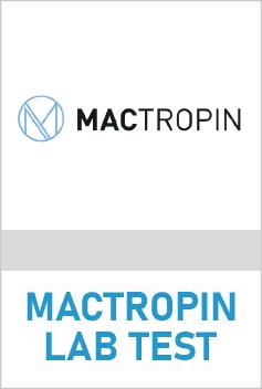 Mactropin Lab Tests Page